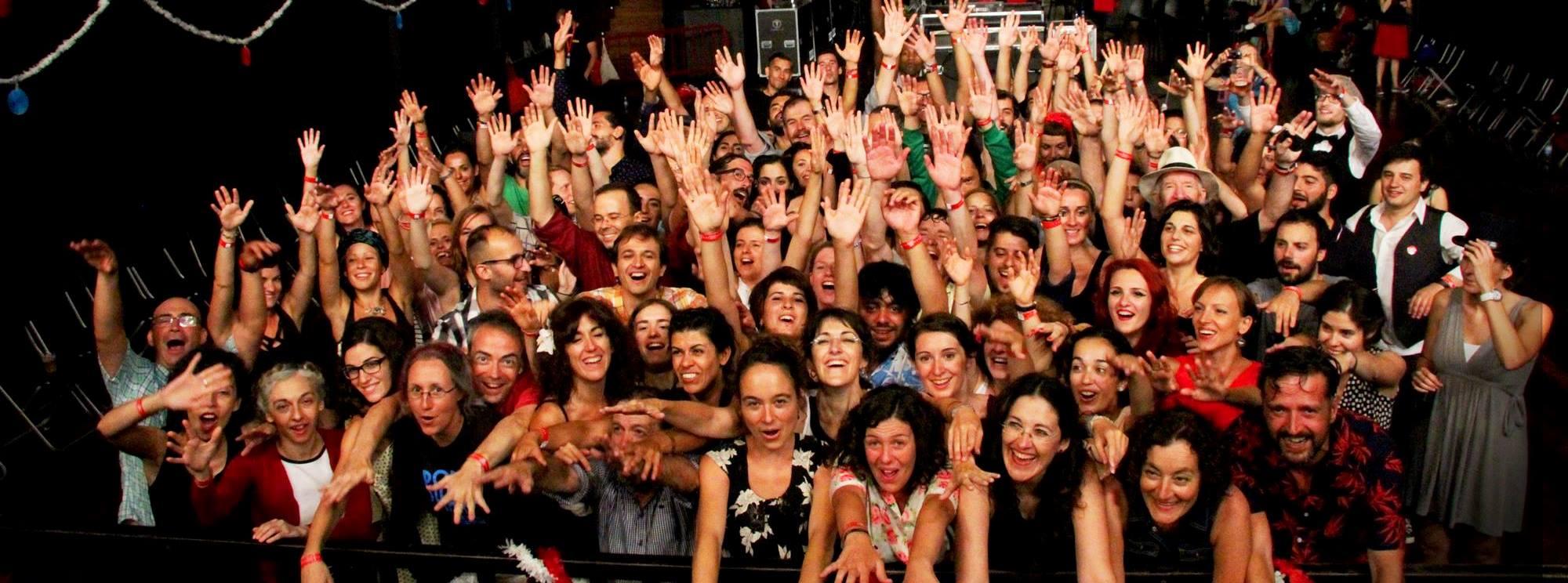 Porto Swing Jam | Lindy Hop Exchange - Swing Dance Portugal
